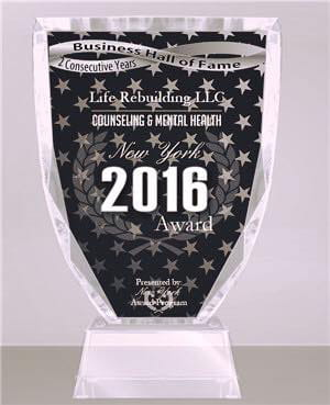 Best of new york 2016 trophy
